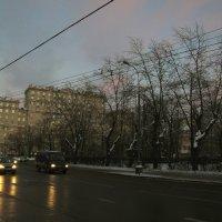 Лужнецкий проезд :: Сергей Мягченков
