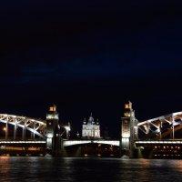 Большеохтинский мост :: Alexandra Osipova