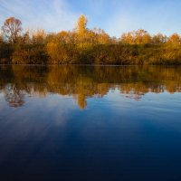 Река :: Михаил Протопопов
