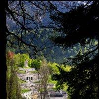 Linderhof garden :: Alex Ingerman