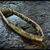 Старая лодка :: Виктор (victor-afinsky)