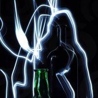 Баловство с бутылками :: Дмитрий Тилинин
