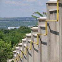 Молдавский газопровод (Эстетика и находчивость) :: Дмитрий Тилинин