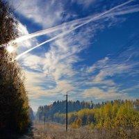 красивый октябрь :: gribushko грибушко Николай