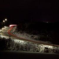 Полярная ночь :: Александр Тристан