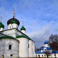 Феодоровский женский монастырь, Переславль-Залесский (Ярославская область) :: Надежда .....