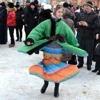 Танец весны :: Дарья Гузь