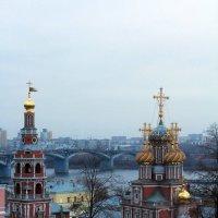 Рождественская (Строгановская) церковь :: Владислава Степанова