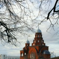 Троицкая старообрядческая церковь :: Владислава Степанова