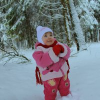 Зимушка-зима :: Анна Хотылева