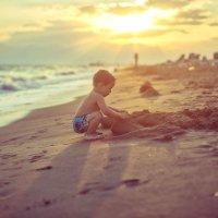 Нет на земле гимна торжественнее, чем лепет детских уст. :: Ольга Халанская
