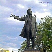 Пушкин в Питере :: Сергей Владимиров
