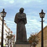Гоголь в Питере :: Сергей Владимиров