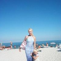 """пляж """"Дельфин"""", Одесса :: Людмила Старченко"""