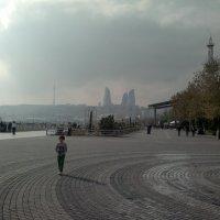 ноябрь,туман и не холодно :: Nata Alieva