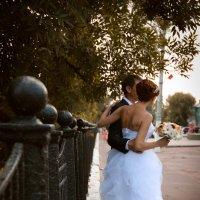 Свадьба Марины и Олега :: Ирина Пустотна