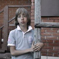 детский портрет :: павел бритшев