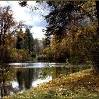 Осенние зарисовки - 17 :: Владимир Иванов