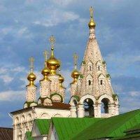 Рязанский кремль. :: Victor Klyuchev