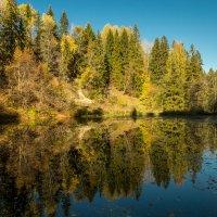 Радоновое озеро 3 :: Григорий Храмов