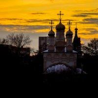 Вечер в Кремле :: Владимир Вашкуров