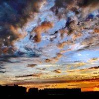 чудесный закат :: Александр Шнайдер
