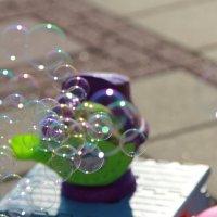 мыльные пузыри :: Мария Шумаева