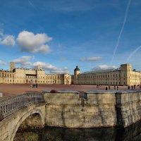 Гатчинский дворец. :: Anton Lavrentiev