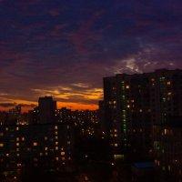 закат :: Павел Бочманов