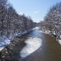 Река Белая :: Марина Рыкова
