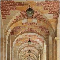 Дворец Фонтенбло (внутренний дворик) :: DimCo ©