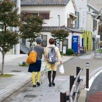 Маленькие улочки японской столицы :: Sofia Rakitskaia