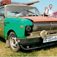 Настоящий народный автомобиль! :: Борис Русаков