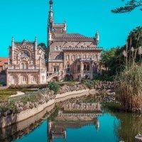 Замок-отель(г.Бусака Португалия) :: михаил
