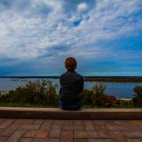Но уносит Волга- грусть печали долго :: игорь щелкалин