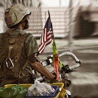 Бескрышный патриот... (американские человеки) :: АндрЭо ПапандрЭо