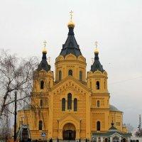 Александро-Невский собор(Нижний Новгород) :: Владислава Степанова