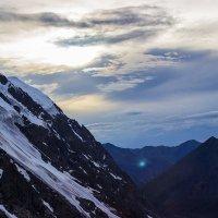 Закат на Нижнешавлинском перевале :: Александра КЕЙЛИ Макарова
