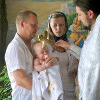 Крещение :: Анатолий Михайлович