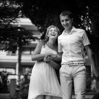 Яна и Андрей :: Yolly Sahno