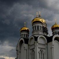 Золотые купола :: Дарья Леонова