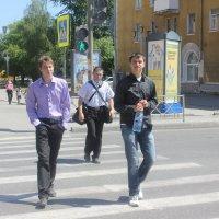 Пешеходы :: Илья Абакумов