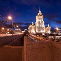 Гостиница Украина. :: —- —-
