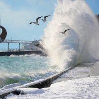 Ялта, шторм :: Александр Right