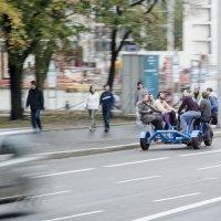 С ветерком по Берлину. :: Сергей Бордюков
