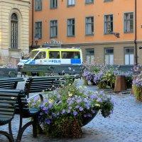 Стокгольм.В ожидании Абамы.. :: ирина )))