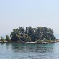 Остров в Ионическом море :: Екатерина Линник