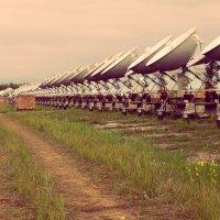 солнечная обсерватория в тункинской долине 3 :: Алексей Тимофеев