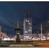 Мой город. :: Евгения Зарубина