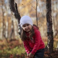 Осенняя прогулка :: Вероника Сыркина
